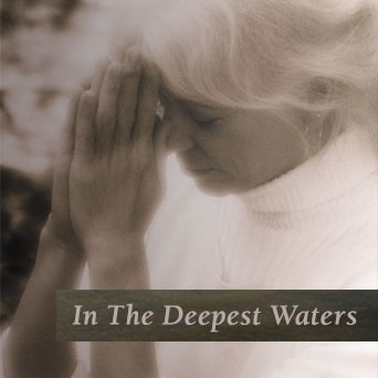 Gangaji with hands in Pranam, In the Deepest Waters