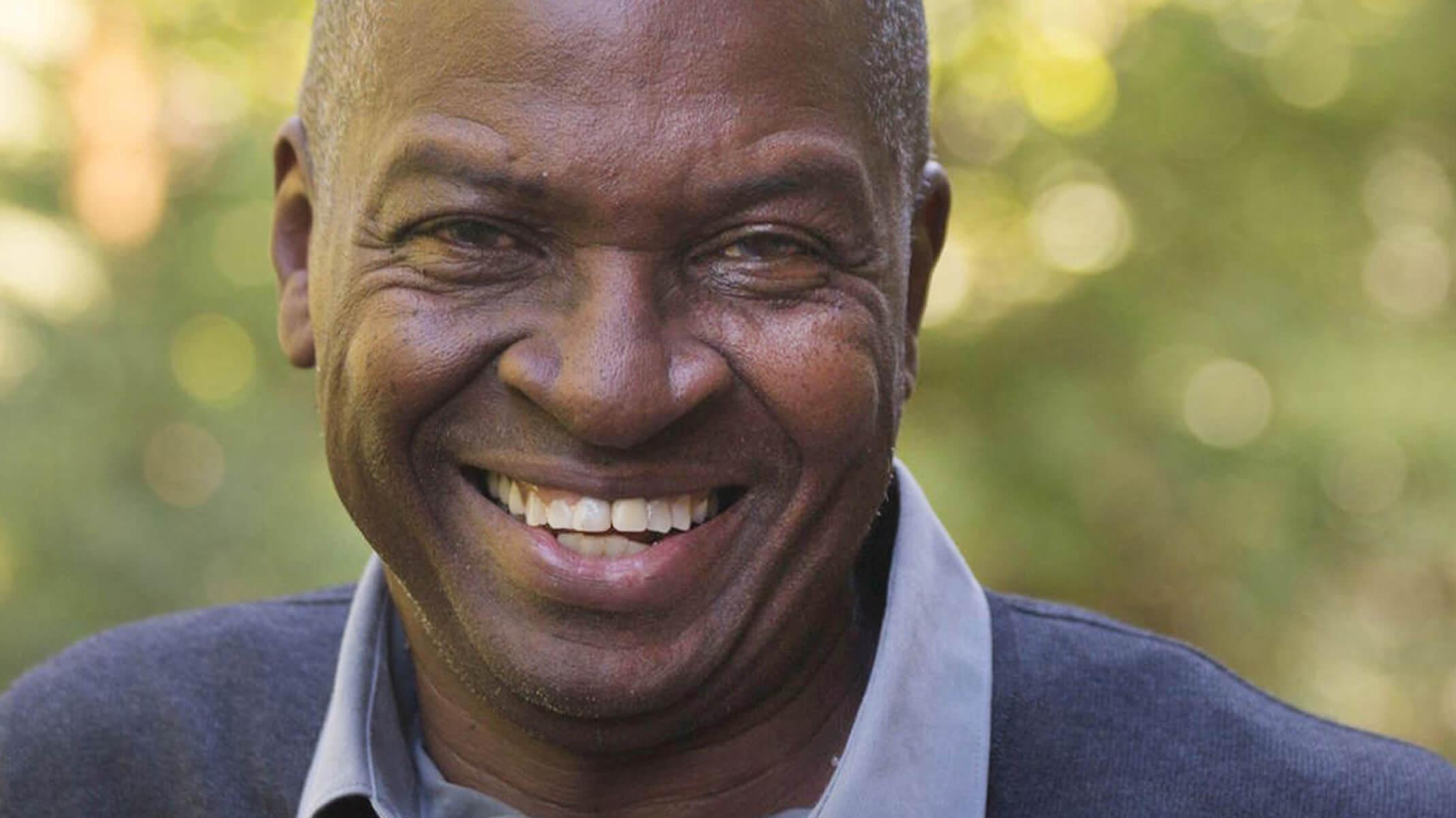Kenny Johnson Smiling