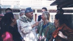 shanti meeting papaji