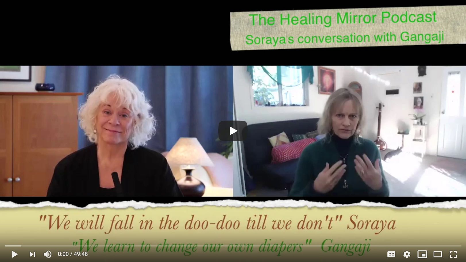 The Healing Mirror Podcast