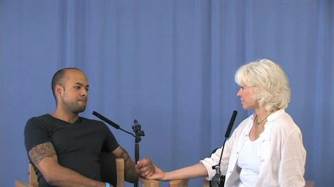 video- Gangaji satsang santa monica not needing anything