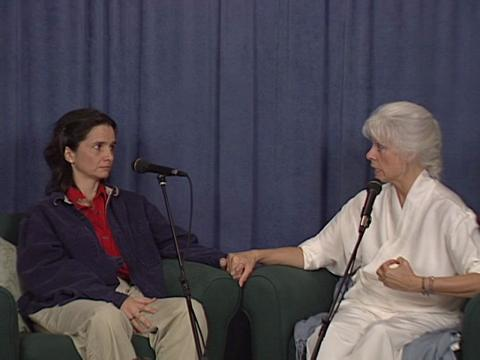 video- Story cannot be trusted Gangaji video marin county