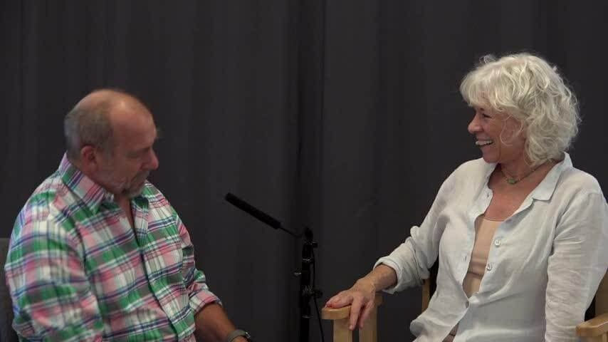 video- resistance self doubt be yourself Gangaji event