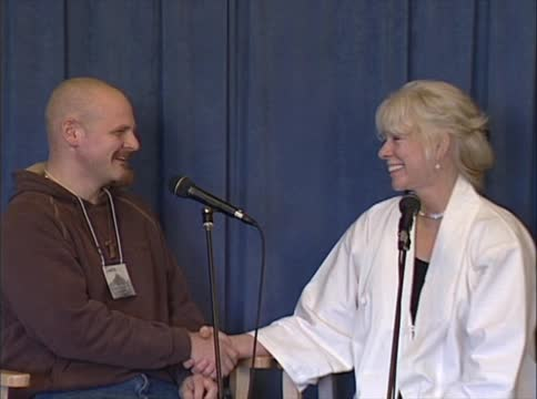 video- Marin County Papaji Gangaji meeting totality love