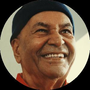 Papaji spiritual teacher smiling closeup